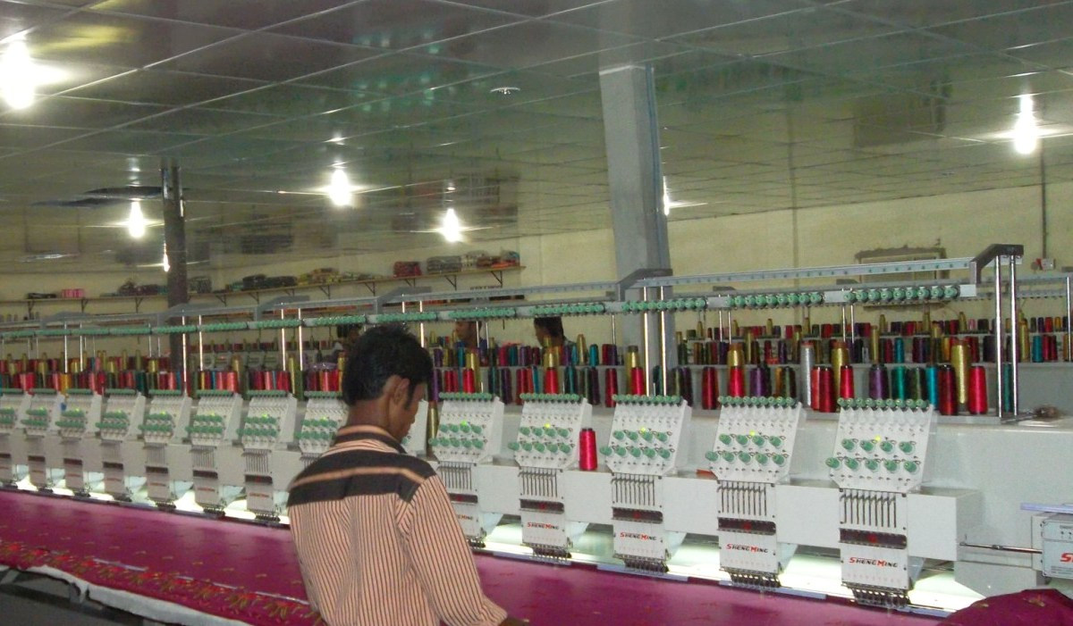 FPVL's Embroidery Factory