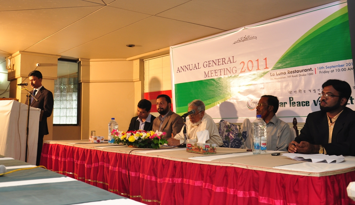 Marketing Diretors's speech at 2nd AGM